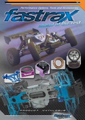 Fastrax Product Catalogue - CML Distribution