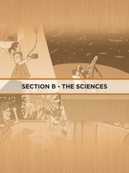Section B: The Sciences - Azim Premji Foundation