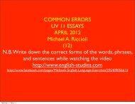 PDF Version - English-Studies.org
