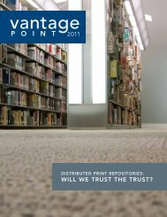 2011 WILL WE TRUST THE TRUST? - EBSCO Information Services