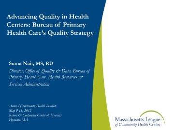 Download - Massachusetts League of Community Health Centers