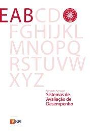 Sistemas de Avaliação de Desempenho - Conselho Empresarial do ...