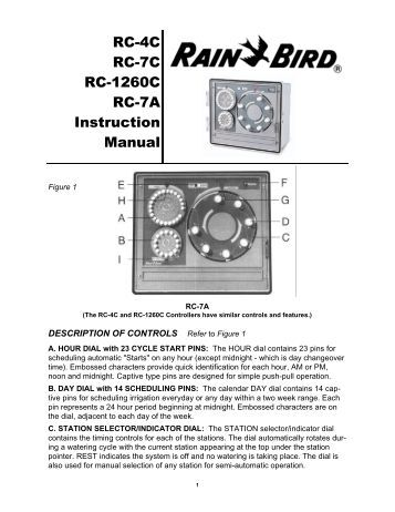 rain bird esp 8tm manual
