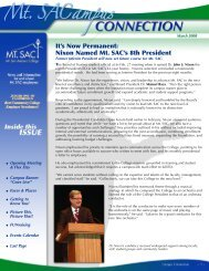 It's Now Permanent: Nixon Named Mt. SAC's 8th President