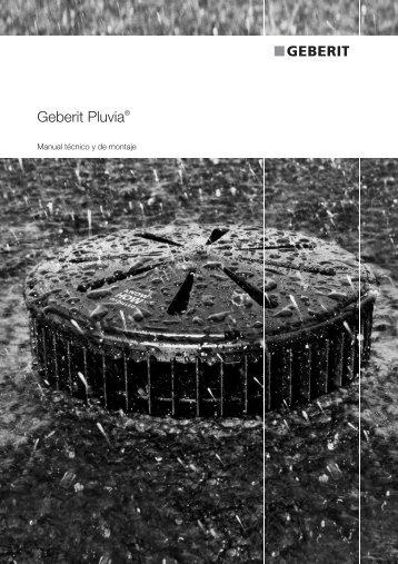 Geberit Pluvia® - Cincuenta y Cinco