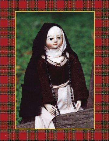 Print doll cabinet - Carmel Doll Shop