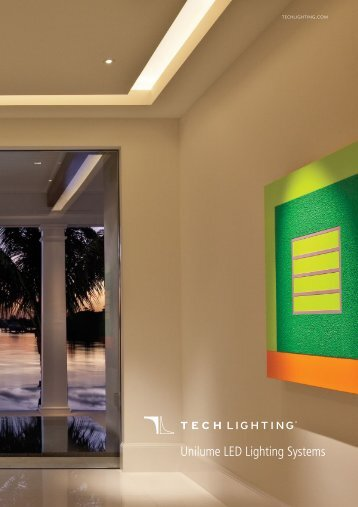 Unilume LED Lighting Systems - Tech Lighting