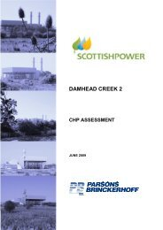 damhead creek 2 chp assessment - Medway Council