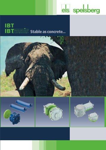 Katalog IBT 2005-GB.pmd - Spelsberg ELS (UK)