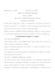 Repertorio N. 91958 Raccolta N. 25282 VERBALE DI ... - Cir