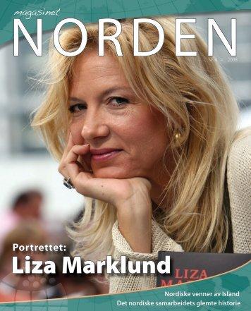 Magasinet Norden nr. 4 - Forsiden - Foreningen Norden