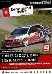 Download Programmheft (.pdf) - Rebenland Rallye