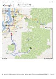 U.S. 12, Packwood, WA 98361 to SeaTac, WA - Google Maps