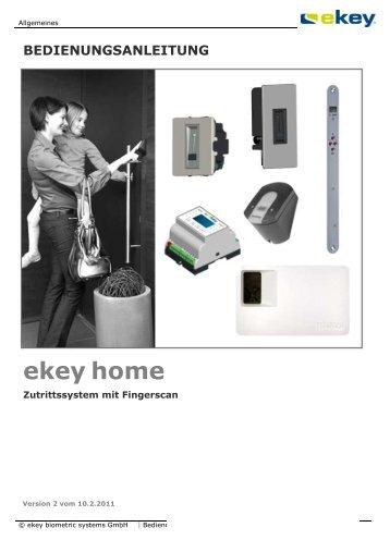 Anleitung PDF - E-key