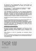 Handbuch Thor 100 - EAPR - Seite 4