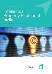 India - Intellectual Property Office of Singapore