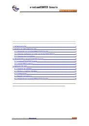 Manual e-netcamcounter Console - Ipronet Sistemas