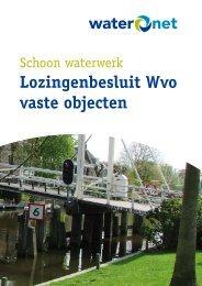 Schoon waterwerk (pdf) - Waternet