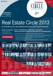 8. Jahresforum für Immobilieninvestoren und ... - Business Circle