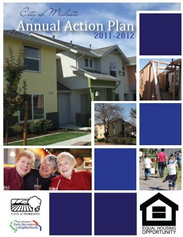 Annual Action Plan 2011-2012 - City of Modesto