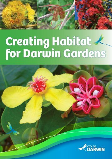 Creating Habitat for Darwin Gardens - Darwin City Council ...