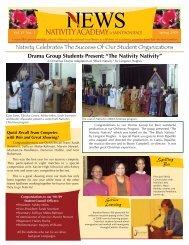 NATIVITY ACADEMYAT SAINT BONIFACE - Nativity Academy at St ...