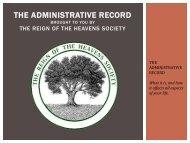 THE-ADMINISTRATIVE-RECORD