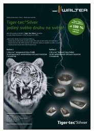 Tiger·tec®Silver jediný svého druhu na světě! - S-TOOLS sro