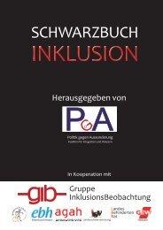 das schwarzbuch (pdf 1,3 mb) - Politik gegen Aussonderung