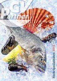 Fisch-Spezialitäte n 2013 - CHEFS CULINAR