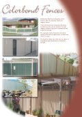 Download Macedon Fencing Brochure - Mekel - Page 5