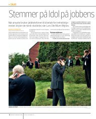 PDF av artikkelen i Finansavisen Regnskap ... - MYTOS