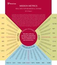 Mission Metrics 2013 Report.pdf - Mercy Corps