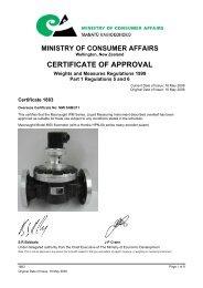 Download Certificate - Macnaught