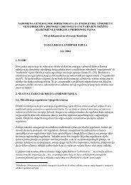Uloga regulatornih tijela