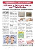 Heilung durch die Sinne Cosmo-Therapie - vita sana Gmbh - Seite 2