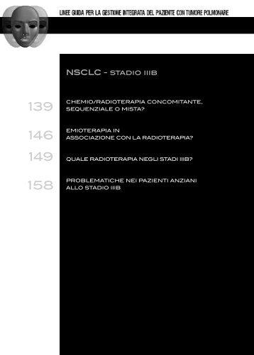 NSCLC - stadio iiib - Associazione Italiana Oncologia Toracica
