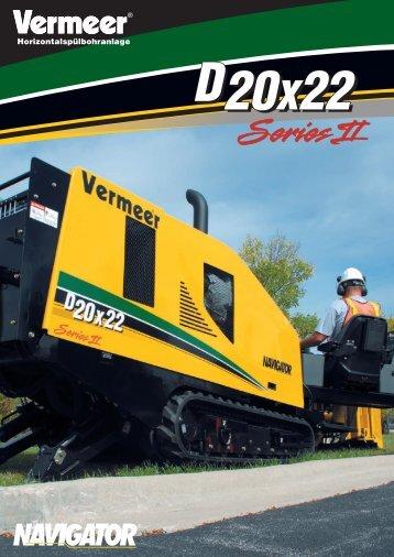 D20x22 - Vermeer Deutschland GmbH