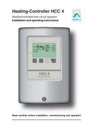 Heating-Controller HCC 4 - OVH.net