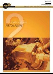 piston pumps - Total Hydraulics BV