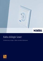Kaba elolegic Leser - Doppler, Basel