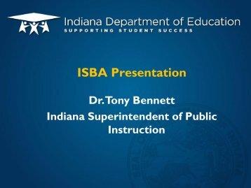 ISBA Presentation