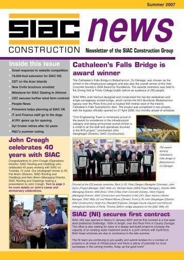 Inside Pages - SIAC Construction