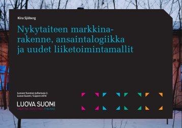 Kira Sjöberg - Luova suomi