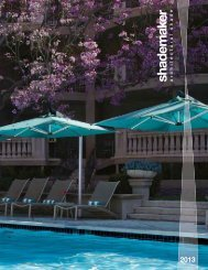 Please click here to download the entire Shademaker catalog.
