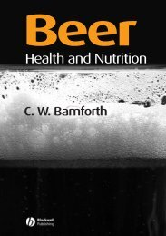 Beer : Health and Nutrition