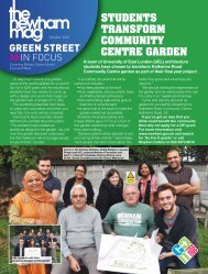 In Focus Issue 206 - Green Street