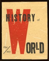 History of the/my Wor(l)d (1990)
