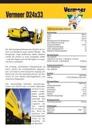 Vermeer D24x33 - Vermeer Deutschland GmbH