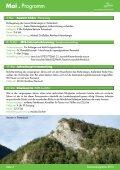 Sommerprogramm 2013 - Ternberg-Trattenbach - Naturfreunde - Page 4